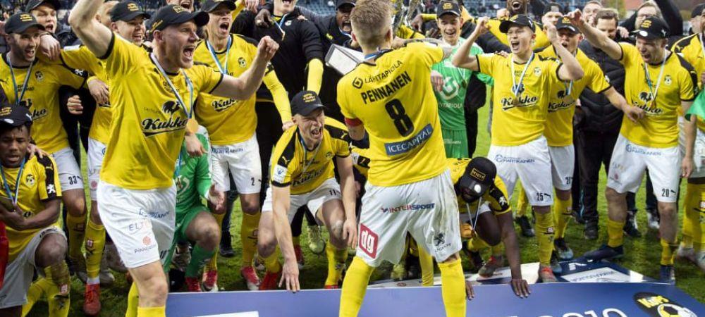 Vin sa se infrunte cu CFR din postura de echipa neinvinsa de 8 meciuri! Cine este KuPS Kuopio, adversara ardelenilor din playoff-ul Europa League