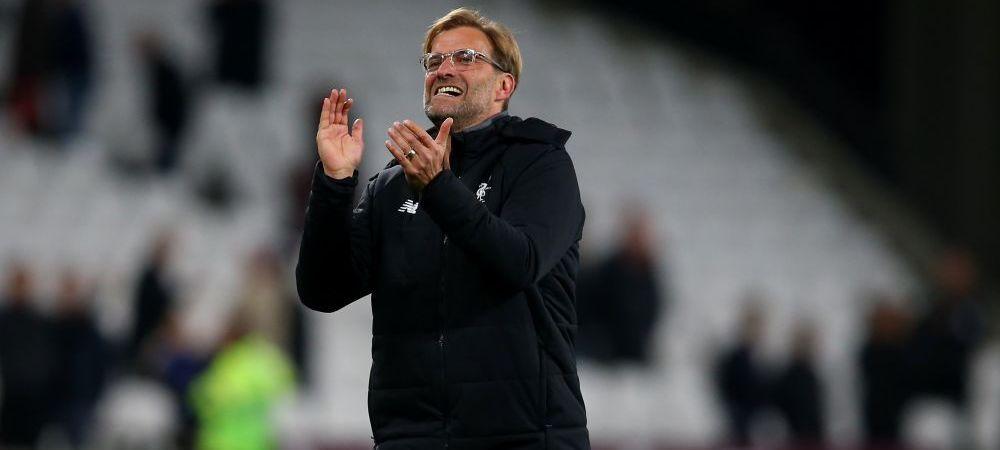 """Jurgen Klopp, deranjat de reactia unui fost mare fotbalist dupa victoria lui Liverpool cu Arsenal: """"Asta a fost o evolutie neglijenta? Nu sunt sigur ca am auzit corect!"""""""