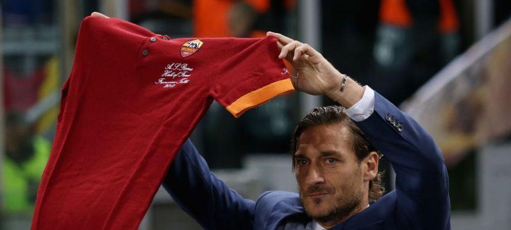 Gest superb din partea lui Franceso Totti! Mesajul sau de incurajare a ajutat o tanara de 19 ani sa se trezeasca din coma! Cum a reactionat legenda lui AS Roma