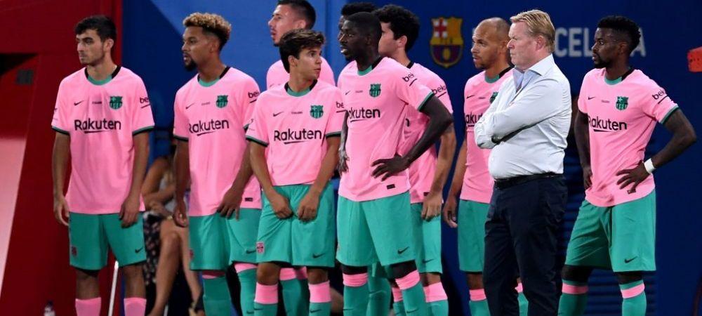 Barcelona, aproape sa dea LOVITURA sezonului! Inlocuitorul lui Suarez poate ajunge pe Camp Nou la finalul saptamanii! Conditiile mutarii