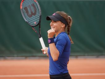 Ascensiune incredibila in clasamentul WTA si un cec impresionant pentru Irina Bara, eliminata in turul 3 la Roland Garros de campioana Australian Open 2020