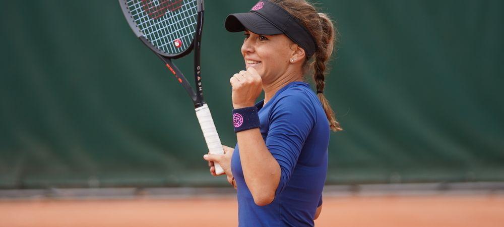 SURPRIZA URIASA! Irina Bara a eliminat-o pe Donna Vekic, cap de serie numarul 26 | Cati bani va castiga romanca pentru debutul senzational de la Roland Garros