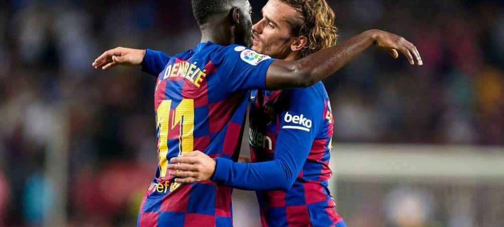 Lovitura de PROPORTII pregatita de Barcelona! Unul dintre starurile de sute de milioane de euro, pe picior de plecare de la club! Cu cine ar semna