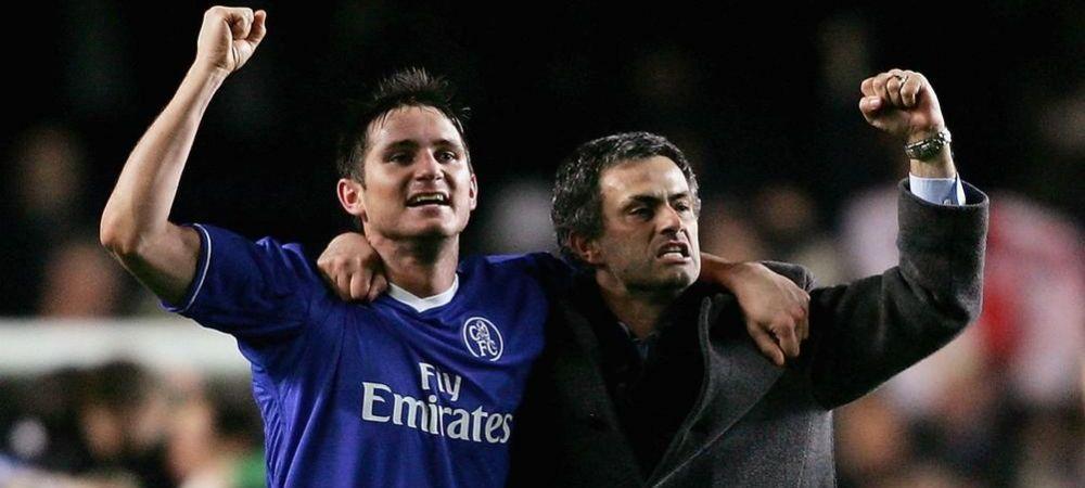 """Ironiile lui Mourinho la adresa fostului sau jucator: """"Cand pierdeai cu 3-0, nu erai aici!""""FOTO cu reactiile celor doi de la marginea terenului"""