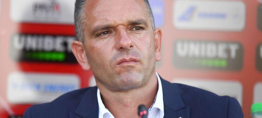 """Pablo Cortacero il doreste pe Cornel Dinu la echipa! Ce propunere i-a facut finantatorul lui Dinamo: """"M-a surprins. Am stat multe ore la discutii cu dansul"""""""