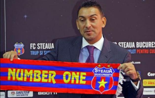 """Ilie Dumitrescu, implicat total pentru CSA Steaua! """"Daca exista un proiect in care obiectivul este performanta... 'never say never!'"""" Ce a simtit cand a vazut noua arena din Ghencea"""