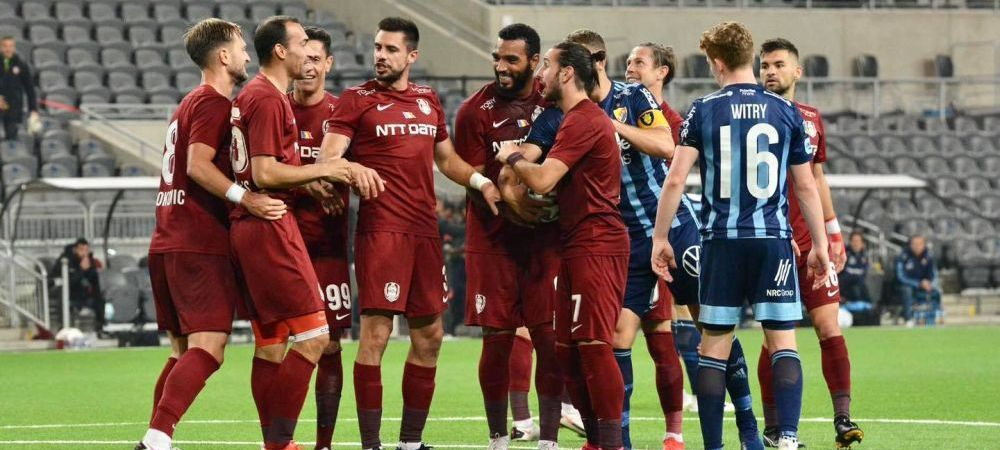 Duelul CFR Cluj - Kups din playoff-ul Europa League, sanse minime sa se vada la TV! Ce suma cer ardelenii