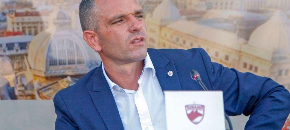 Cutremur la Dinamo inainte de marele meci cu FCSB! Spaniolii vor demiterea lui Balanescu! Ce reprosuri i-au adus