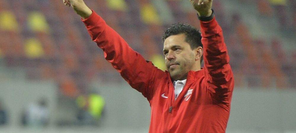 Inca o lovitura data de Cosmin Contra! Dinamo aduce la echipa un jucator de nationala