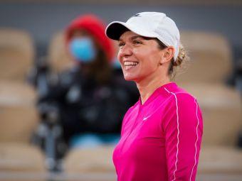 """PRIMA REACTIE a Simonei Halep dupa ce a eliminat-o pe Irina Begu si a aflat ca va juca din nou cu Anisimova: """"A fost un meci greu, dar abia astept turul urmator!"""""""