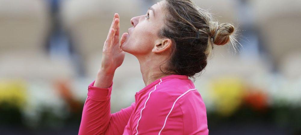 """""""Irina are frumusetea, Simona are ferocitatea!"""" Mihai Mironica dupa meciul intre romance de la Roland Garros"""