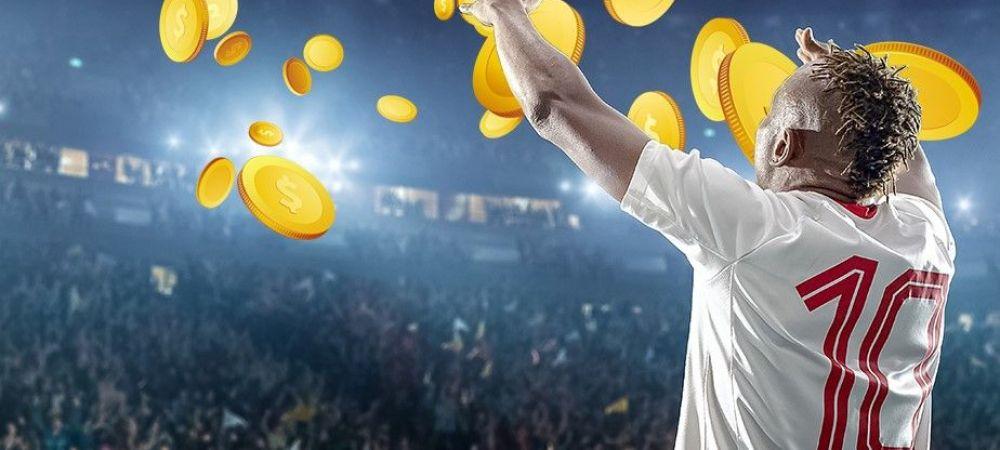 (P) Jucatori de fotbal care sunt pasionati de jocuri de noroc
