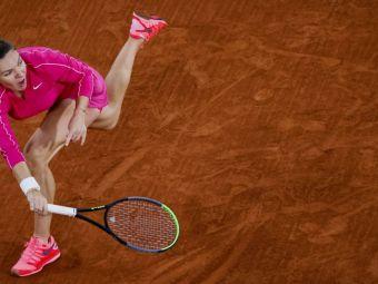 RECORD NEGATIV ISTORIC stabilit de Simona Halep la Roland Garros! A fost prima oara in istorie cand principala favorita a semnat aceasta contra-performanta