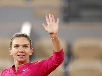 ELIMINARE DUREROASA pentru Simona Halep in optimile RG, care rateaza revenirea pe locul 1 WTA! Cate puncte va pierde in clasamentul WTA