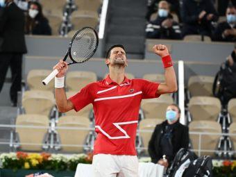 Novak Djokovic a lovit din nou un arbitru de linie cu mingea! Ce propune liderul ATP pentru evitarea acestor situatii
