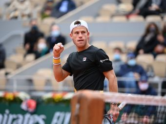 """""""MECIUL ANULUI"""" a avut loc in sferturile Roland Garros! Cat a durat super-duelul dintre Dominic Thiem si Diego Schwartzman"""