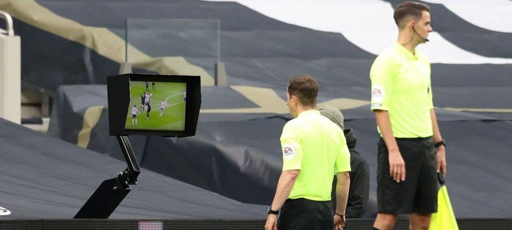 Arbitrajul video ar putea fi implementat in Romania din acest sezon al Ligii 1! Anuntul facut de LPF