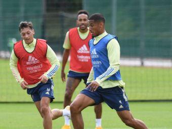 SURPRIZA DE PROPORTII la Arsenal! Superstarul Ozil, OUT de pe lista UEFA