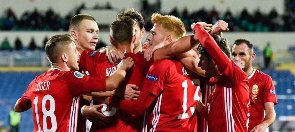 Ungaria s-a calificat in finala playoff-ului dupa 3-1 cu Bulgaria! 4 partide s-au decis dupa prelungiri! Toate rezultatele din semifinalele pentru Euro 2020