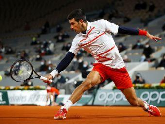 Novak Djokovic si-a ANULAT antrenamentul dinaintea meciului din semifinale cu Tsitsipas | De la ce ora va juca Rafael Nadal semifinala cu Diego Schwartzman