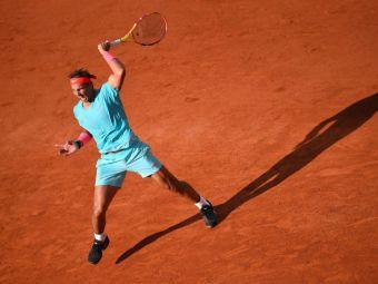 GRANDE RAFA! Nadal s-a calificat in a 13-a finala de Roland Garros a carierei |Novak Djokovic va fi adversarul sau in finala de duminica