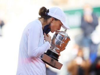 POLAND GARROS! Jucatoarea care a invins-o pe Simona Halep in optimi, Iga Swiatek A CASTIGAT turneul fara sa piarda set: cati bani va incasa tanara jucatoare