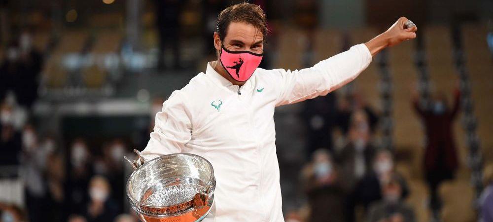 """Rafael Nadal a dezvaluit secretul din spatele victoriei de la Roland Garros :)""""De trei ani nu mai pusesem mana pe o maneta de PlayStation"""""""