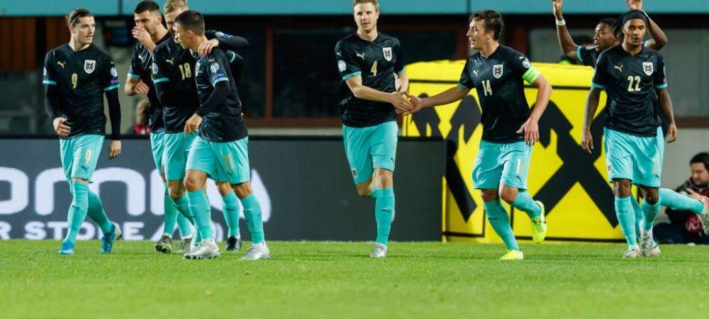 SUPER-LOVITURA pentru starul Austriei inainte de meciul cu Romania! Va semna cu campioana Italiei