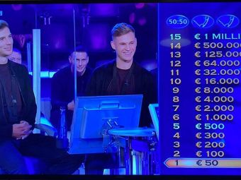 "Fac un DUO imbatabil si in afara terenului! Kimmich si Goretzka au mers la emisiunea ""Vrei sa fii milionar"" in Germania! Ce au reusit sa faca cei doi jucatori ai Bayernului"