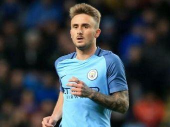 Manchester City il poate lua pe Aleix Garcia inapoi! Ce spun oficialii lui Dinamo despre o astfel de mutare