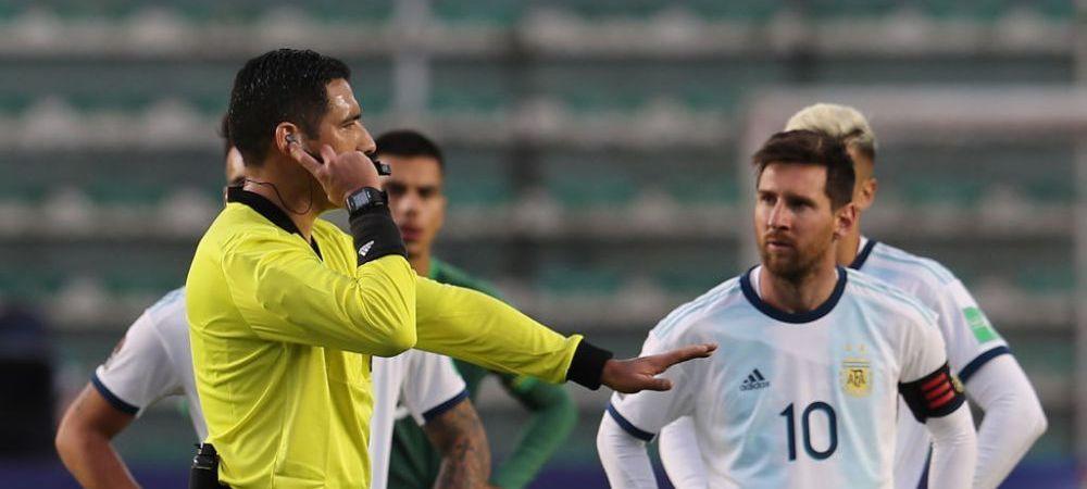 Messi si Argentina, a doua victorie consecutiva dupa o deplasare 'infernala' in Bolivia! Start bun in preliminariile Campionatului Mondial