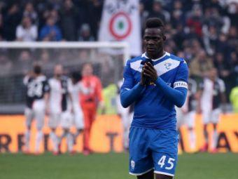 Mario Balotelli a fost APROAPE de REVENIREA in FOTBAL ! Atacantul italian a negociat cu cel mai titrat club al Frantei! Motivul pentru care a picat transferul