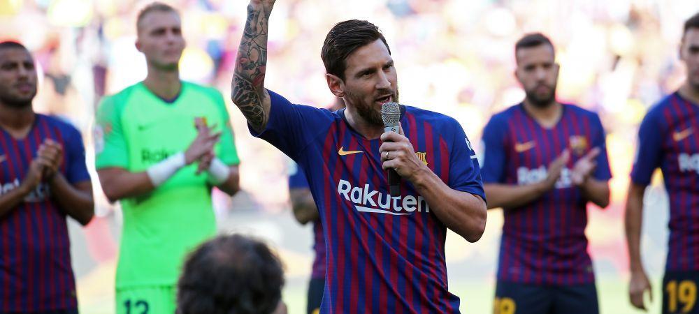Ruptura TOTALA intre jucatorii Barcelonei si conducere! Ce decizie de ultima ora a luat presedintele clubului