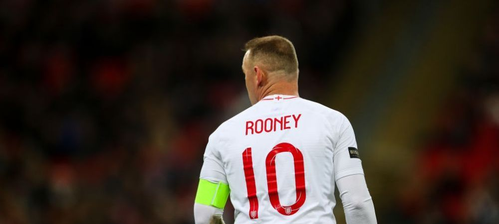 Wayne Rooney, foarte aproape de PRIMA AVENTURA CA ANTRENOR! Ce club il doreste pe fostul mare atacant al lui Manchester United si al nationalei Angliei