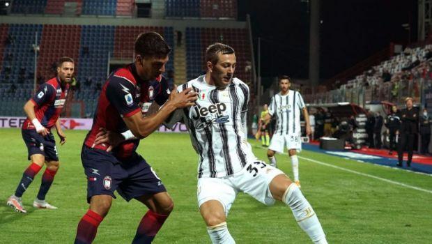 GREU FARA RONALDO! Pirlo, ultimul meci inaintea RAZBOIULUI cu Lucescu! Juve a facut doar 1-1 cu nou-promovata Crotone