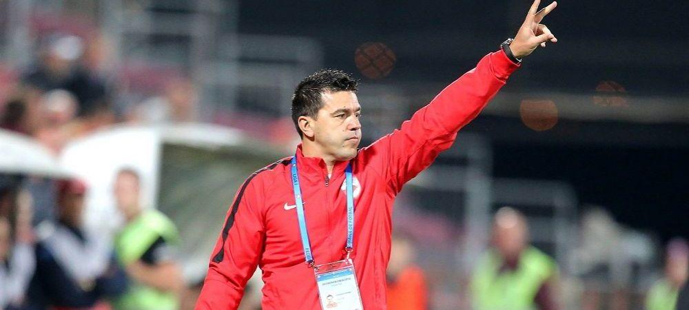 """Dinamovistii nu dispera. """"Jucatorii au calitate, echipa are potential mare. Ar fi o greseala uriasa demiterea lui Contra"""""""