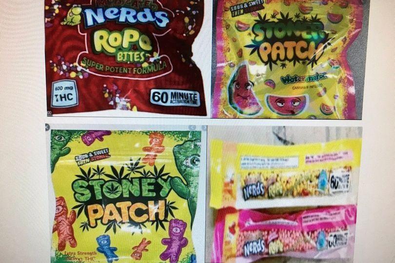 Droguri in pachete de dulciuri! Politia avertizeaza toti parintii: contin cantitati uriase de CANNABIS si sunt extrem de periculoase