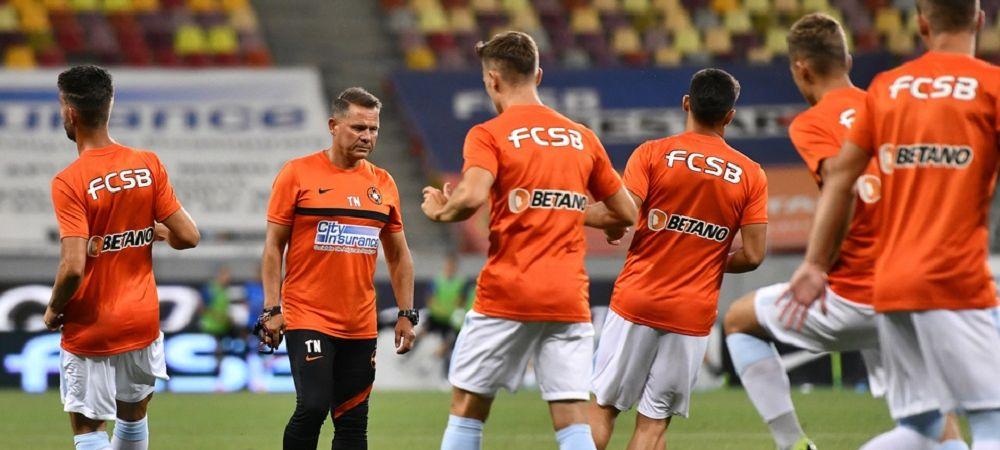 """Asa incearca Neubert sa-i transforme in RAZBOINICI pe jucatorii de la FCSB! """"Metodele lui de antrenament nu sunt bine primite in Romania!"""""""