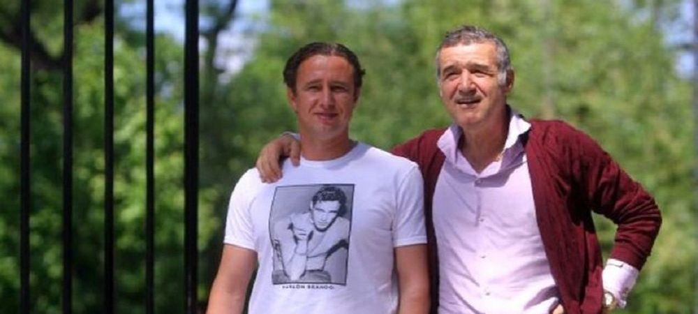 """Si ce vreti sa fac eu?!"" Cum a reactionat Gigi Becali dupa ce a fost intrebat de revenirea lui Reghecampf la FCSB"