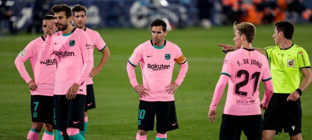 """Ronald Koeman a confirmat: """"Pot sa aduca un plus echipei!"""" Care sunt tintele Barcelonei pentru perioada de mercato din iarna"""
