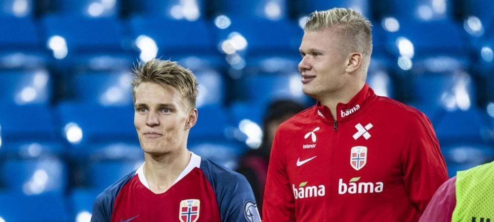 Veste buna pentru Mirel Radoi! Unul din PERICOLELE Norvegiei nu mai vine in Romania pentru meciul din Nations League: cat va lipsi din cauza accidentarii