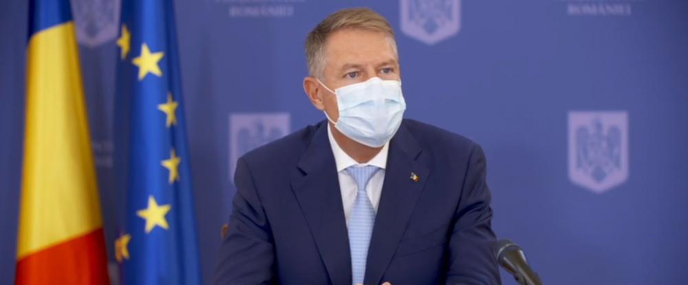 Iohannis, anunt de ultima ora dupa cresterea alarmanta a numarului infectarilor! Cere EFORT NATIONAL. Restrictiile care ne asteapta in toata tara
