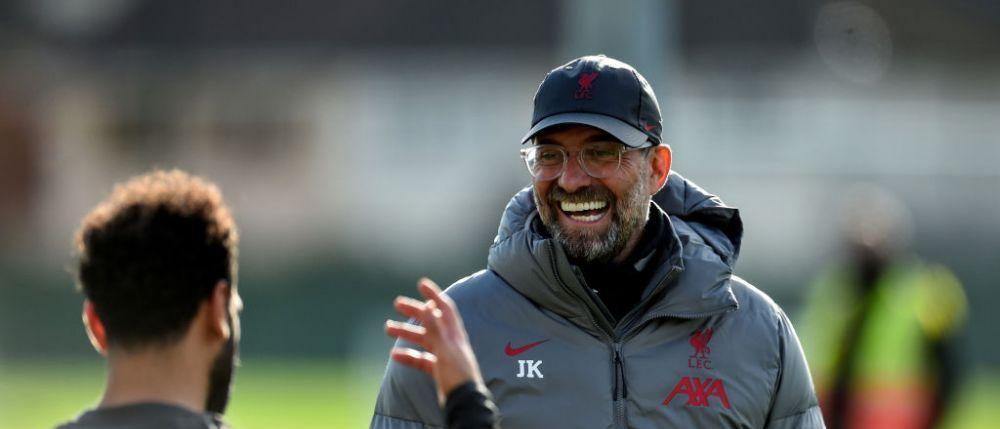 Classic Klopp! :)O noua DECLARATIE FABULOASA a managerului lui Liverpool! Ce a spus germanul despre revenirea lui van Dijk