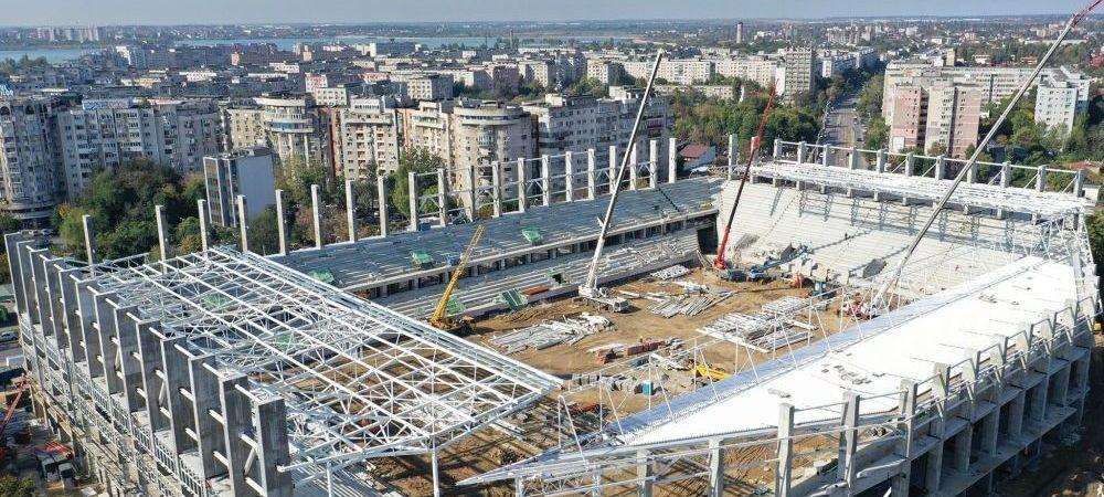 Stadionul Giulesti promite sa arate SENZATIONAL! Imagini de ultima ora de la arena Rapidului: cand va fi gata