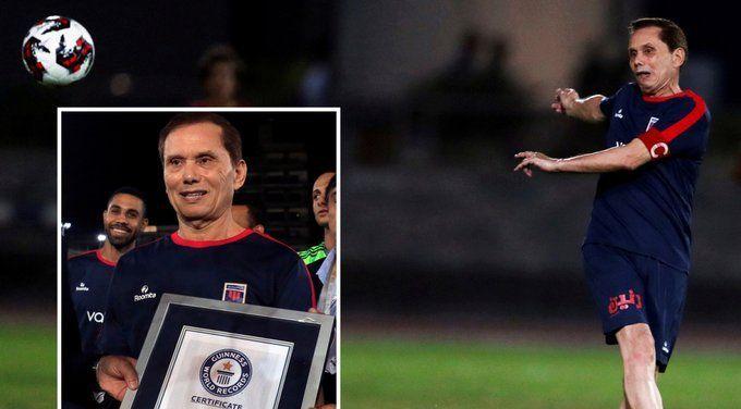 FABULOS! A fost doborat recordul pentru cel mai IN VARSTA FOTBALIST din LUME! Cati ani are jucatorul din liga a 3-a egipteana