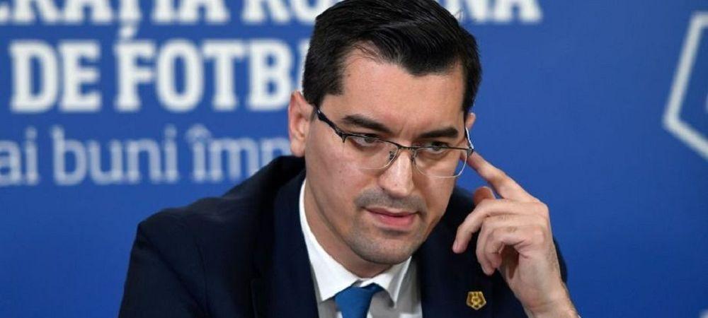 """Atac DUR al lui Ionut Lupescu la adresa lui Razvan Burleanu! """"E pus acolo pentru ca e un informator! Mereu se plangea presedintelui UEFA!"""""""