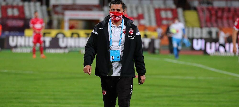 """Suporterii lui Dinamo ii iau apararea lui Cosmin Contra! """"Vor veni si rezultatele, dar trebuie rabdare!"""" Mesajul postat de fani"""