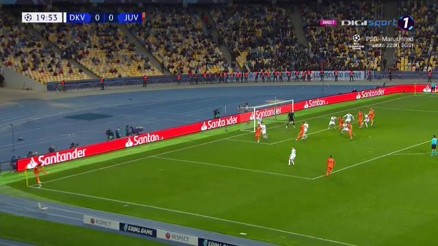 Ultrasii lui Dinamo Kiev, MUTI in fata lui Lucescu! Ce s-a intamplat in sectorul radicalilor care au anuntat ca vor face HAOS la meciul cu Juventus