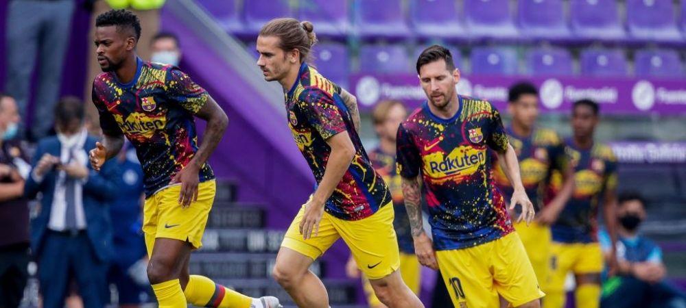 Pleaca Griezmann?! Anunt de ULTIMA ORA despre viitorul starului de pe Camp Nou,nemultumit de ceea ce se intampla la Barcelona