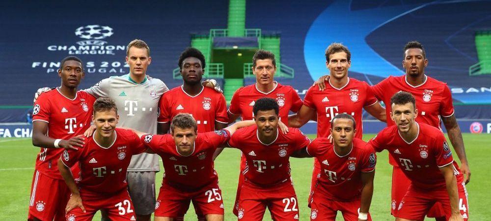 VESTE PROASTA pentru Bayern inaintea meciului cu Atletico Madrid! Serge Gnabry, INFECTAT cu coronavirus!